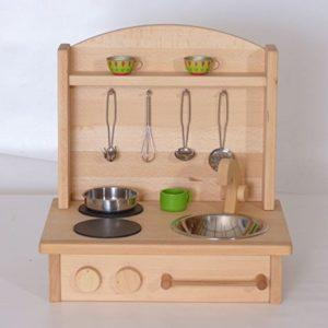 Küche für Kinder zum Spielen