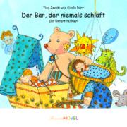 Persönliches Kinderbuch - Der Bär, der niemals schläft
