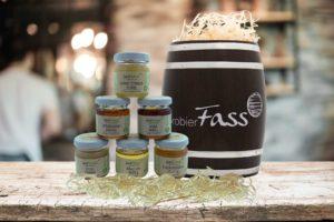 Geschenkset mit 6 Honigsorten