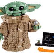 Baby-Yoda-Bausatz für Kinder