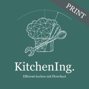 KitchenIng. Effizient kochen mit Flowchart.