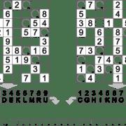 Selbstgestaltetes Sudoku