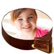Kuchen mit Wunschfoto