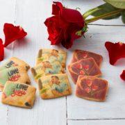 Kekse mit Wunschfoto