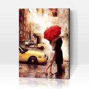 Romanze im Regen von New York