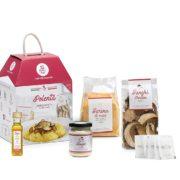 Polenta mit Steinpilzen - Kochbox für 3 Personen