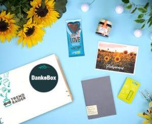 Dankeschön Geschenkbox