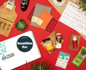 Homeoffice Geschenkbox