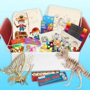 Quarantäne-Set für Kinder