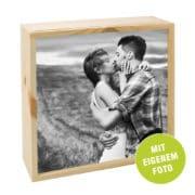 Lightbox mit eigenem Foto